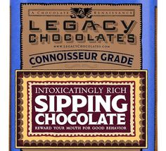 Branding and Package Design for Chocolate