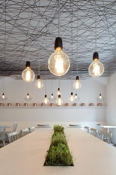 Mars.s Architects Designed the Interior of Prague´s Lasagneria Bistro 8