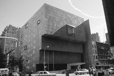Architecture Photography: AD Classics: Whitney Museum / Marcel Breuer - breuer5 (128641) – ArchDaily #whitney #museum #marcel #architecture #breuer