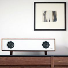 Fancy - Tabletop HiFi by Symbol Audio #speaker #modern #office #music #decoration