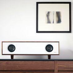 Fancy - Tabletop HiFi by Symbol Audio #modern #music #office #decoration #speaker