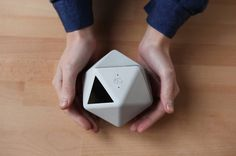 boom boom wireless smart speaker by mathieu lehanneur for binauric #speaker