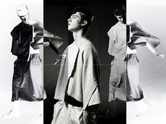 Space, Touch, Emotion by Vigin Lo #fashion