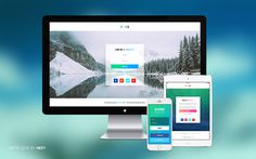 M1 template by HEZY THEME #ux #ui #store #blog #hezy #web