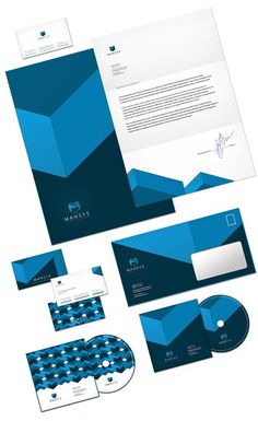 Mansus - Corporate Design by Sergey Barabei