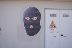 Untitled | Flickr - Photo Sharing! #bile #balaclava #art #street