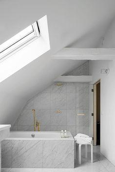 Studio Mama loft in Stockholm's Old Town - emmas designblogg