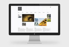 Rossi Long Consulting by Matthew Hancock #website #web design