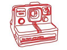 Dribbble - Two Tone by Lachie H #logo #instagram #polaroid