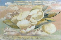 Paul Nash, Flight of the Magnolia, 1944