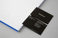 #businesscard #dark #branding #stationery