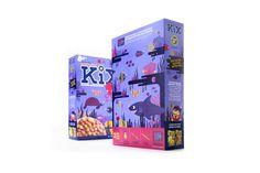 #kix, #cereal, #packaging