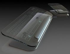 Multi Touch Keyboard and Mouse