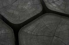 Lotta Agaton: Basalt #wood