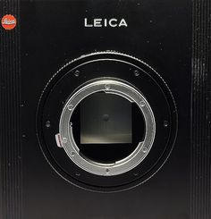 leica s1 mount #mount #camera #mirror #leica #digital #s1