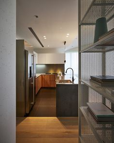 Creative Textures and Colors Optimize Taipei Apartment by Waterfrom Design 7