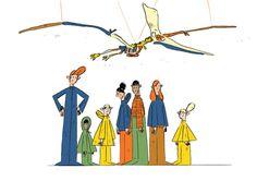 Jack Cunningham #illustration #dinosaurs