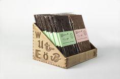 Typografische Schokolade