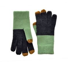Nano-Metallic Touchscreen Gloves #fashion #product #industrial #design