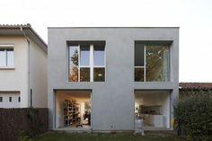 Maison 69 - Projet FABRE/deMARIEN architectes #69 #france #maison #architecture