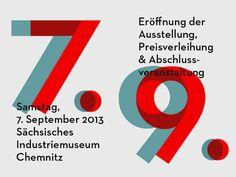 The 5th Marianne Brandt Contest – Ausstellung und Preisverleihung | Slanted Typo Weblog und Magazin #poster #typography