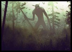 Forest God - Randis