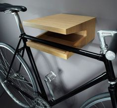 moletta bike shelf #interior #inspirational #creative #design #home #bike #rack #cool