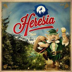 Rxc3xb3tulo Cervejaria Heresia #beer #heresia #bigodeideias