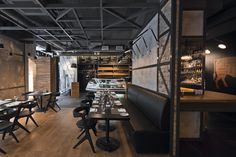 KNRDY_ steak bar _restaurant on Behance