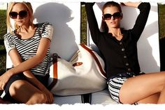Tory Burch | Summer Pre-Fall Lookbook #sun #clothing #tory #girls #summer #burch #fashion #california