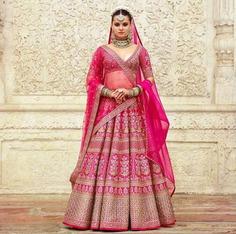 Sabyasachi Bridal Lehenga Collection