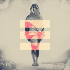 FFFFOUND! | DOUBLE EXPOSURE PORTRAITS on the Behance Network