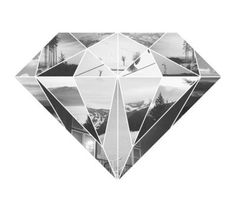 Noah Collin | Graphic Design #collin #print #design #graphic #diamond #geometric #noah #logo