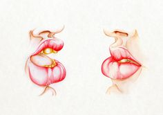 #bodyparts #thees #tooth #teeth #sketch #pencil #colors #kiss #breath #mouth #lips #skinn #conversation