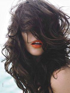 (2) Tumblr #woman #hair