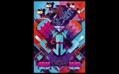 mrkone-mexico-cafe-tacuba-08.png (PNG Imagen, 1600x1000 pixels) - Escalado (65%) #kone #cafe #illustration #mr #poster #music #tacuba #typography