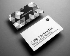 CV_wine/bar/resto - Business Cards - Creattica #pattern #branding #card #print #design #graphic #bussines