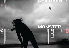 Monster Children » Magazine #magazine print cover