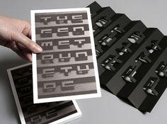 www.ivanamartinovic.com #typography