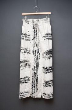 Rubber skirt