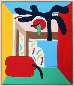 Jordy van den Nieuwendijk #illustration #art #colours