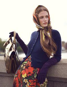 Sylvia Mann by Stefan Zschernitz for Bon Magazine #fashion #model #photography #girl