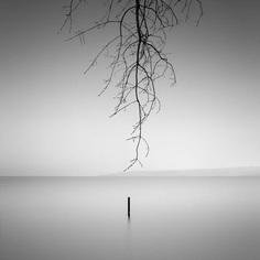 Black and White Seascape Photography by Arnaud Bathiard