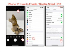 iPhone 11: How to Enable / Disable Smart HDR. @photoandtips #iphone #iphone11 #iphonecamera #iphone11pro #iphone11promax #iphonephotography #iphonecameratravel #iphone11tips #iphonecamera #iphonephototips #iphonephoto #iphone11travel #iphoneimage #photography #photoandtips #smartphonecamera #smartphonephoto #photographytips #traveltips