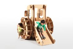 Playground equipments and innovative toys designed by Masahiro Minami - www.homeworlddesign. com (4) #kids #toys #playground