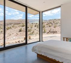 Sustainable desert home, Hoogland Architecture