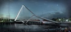 Infinity Loop Bridge on the Behance Network #design #10