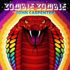 Zombie Zombie Cobra – La Boca – Illustrators & Artists Agents – Début Art #poster