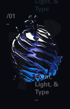 Form, Light, & Type by Christopher Vinca