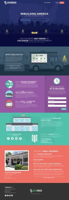 CASHBACK #motion #webdesign